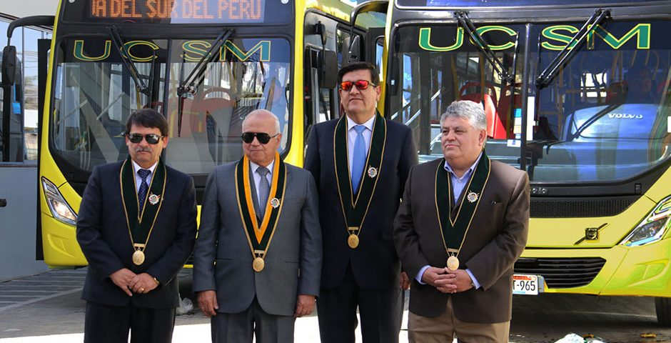 ucsm-adquirio-nueva-flota-de-buses-y-unidad-medica-para-atender-a-16-mil-estudiantes