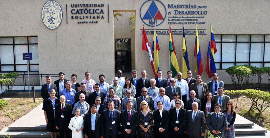 representantes-de-21-universidades-catolicas-de-sudamerica-y-el-caribe-se-reunen-en-bolivia-para-establecer-agenda-comun-ucsm