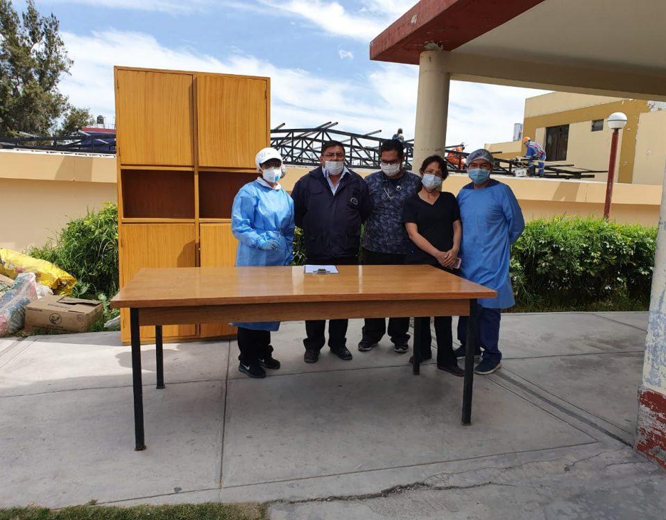 ucsm-medicos-residentes-del-hospital-goyeneche-cuentan-con-un-comedor-gracias-a-la-ucsm